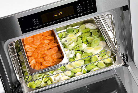 The New Miele Combi-Steam Oven