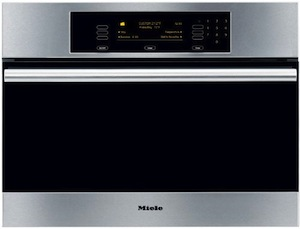 "Miele 24"" Steam Oven"