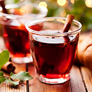 Last Minute Mulled Wine