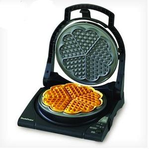 Heart Waffle Maker